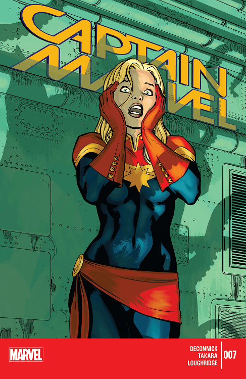captain marvel 7 review