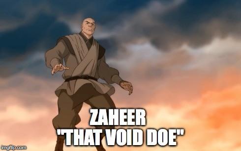 zaheer void