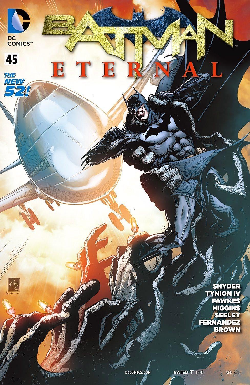 Batman Eternal #45 Review