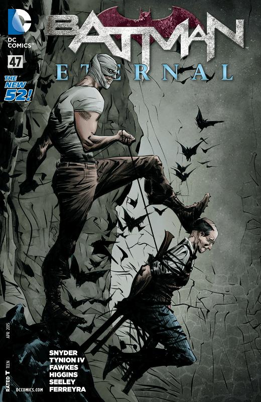 Batman Eternal #47 Review