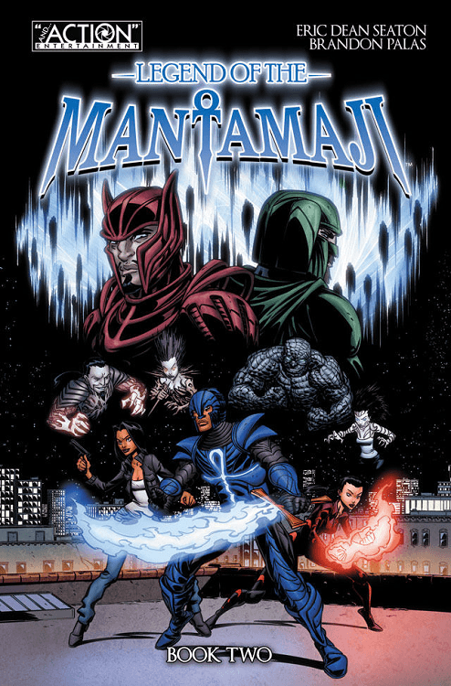 Legend of the Mantamaji: Book Two