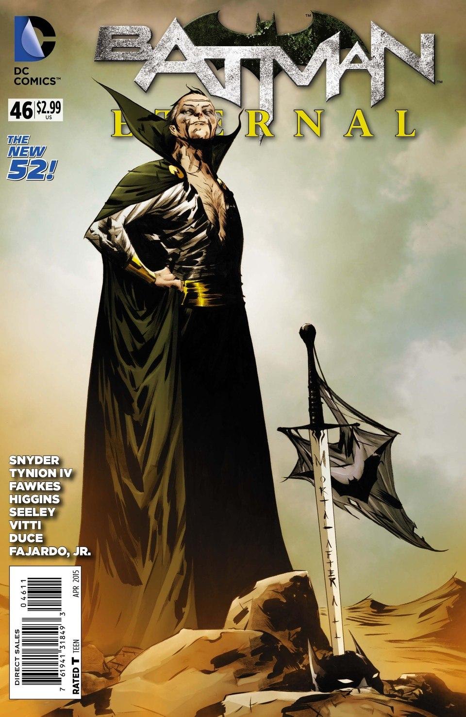 Batman Eternal #46 Review