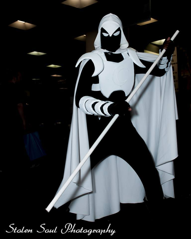 Marvel NOW Moon Knight Stolen Soul Photography