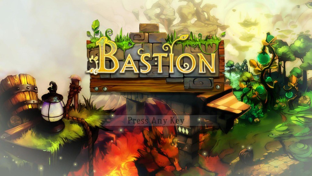 Bastion Review: A calamity you want to be a part of