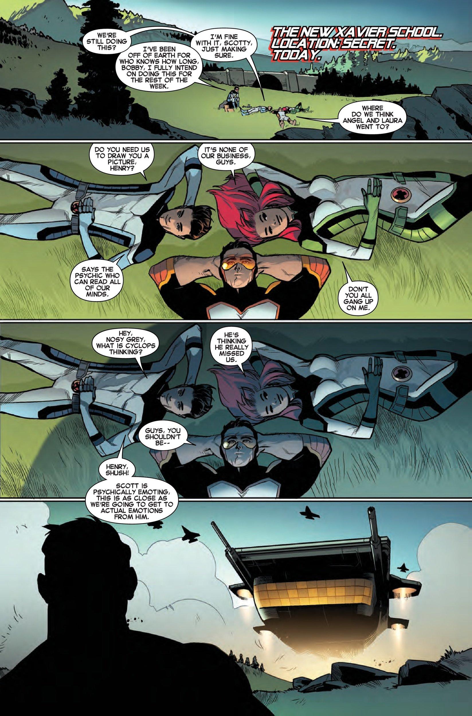 All New X-Men #41