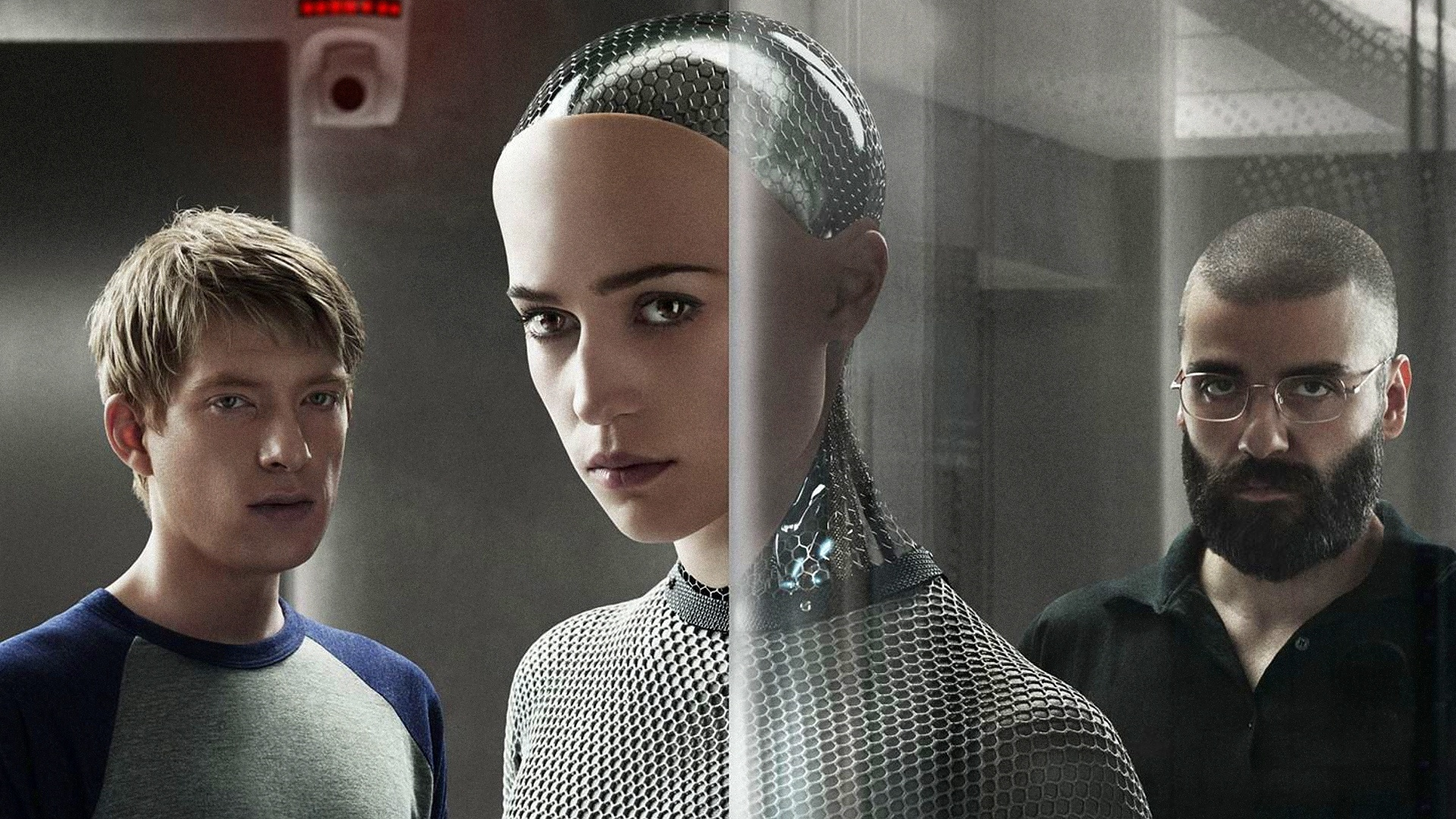 Ex Machina Review: A Twisted tale of A.I. and the Human Psyche