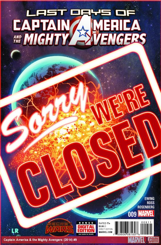 Captain America and The Mighty Avengers #9 Review