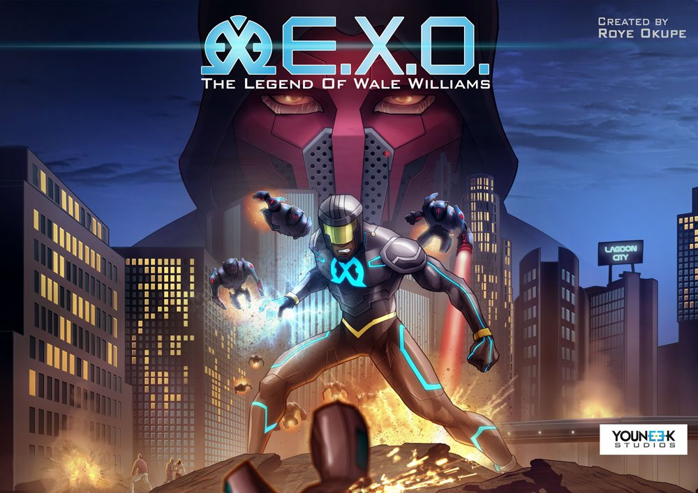 The Book Release of E.X.O.: The Legend of Wale Williams and Why You Should Run to Support It