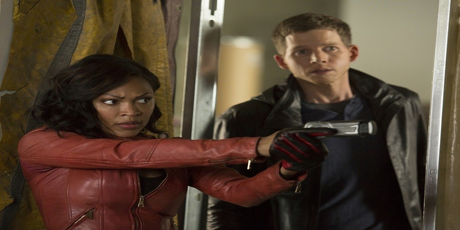 Image result for Minority Report Series – Black Sci Fi With Megan Good