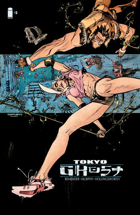 Tokyo Ghost #2 Review