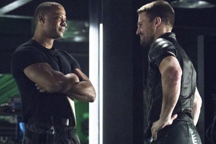 Arrow Recap: Brotherhood