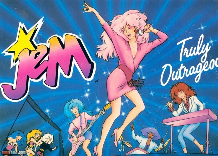 The True Beauty of Jem and The Holograms