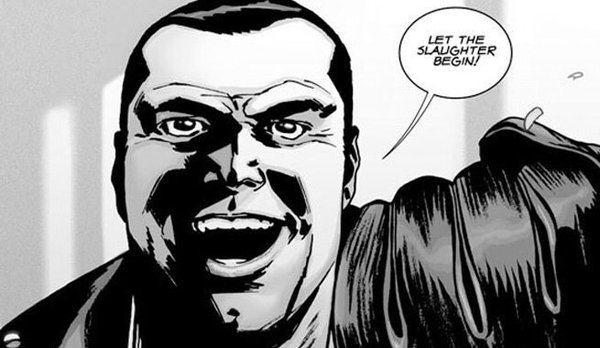AMC's The Walking Dead (Finally) Casts It's Negan