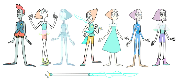 Steven Universe And The Necessity Of Poc Coded Pearl Bnp