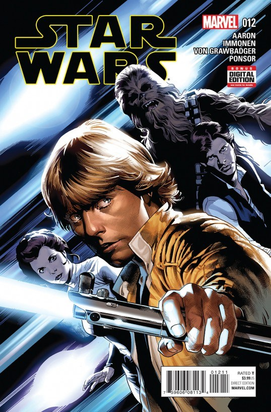 Star Wars #12 Review