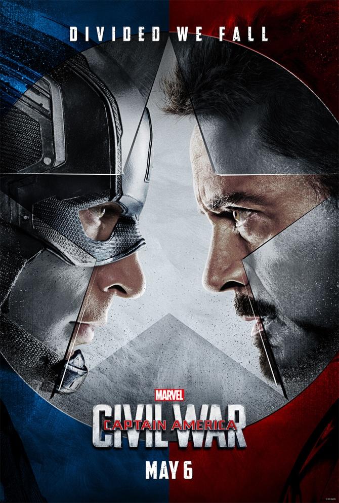Captain America: Civil War Trailer Just Dropped!!!