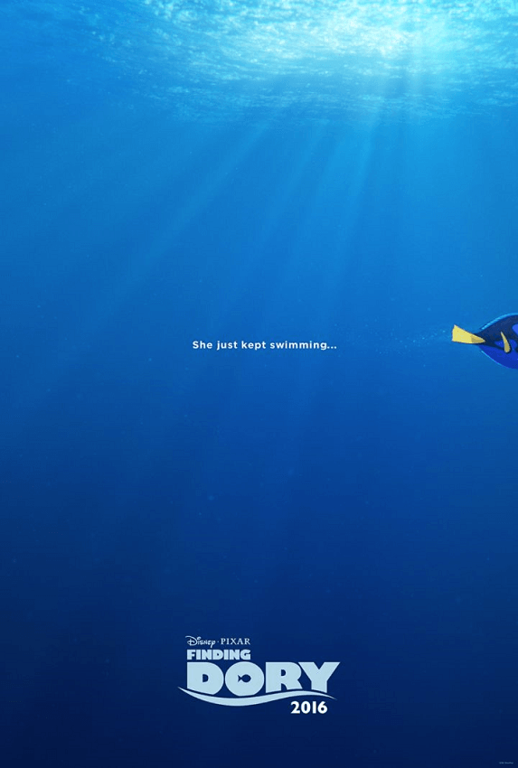 The First Trailer For Disney Pixar's Finding Dory Surfaces