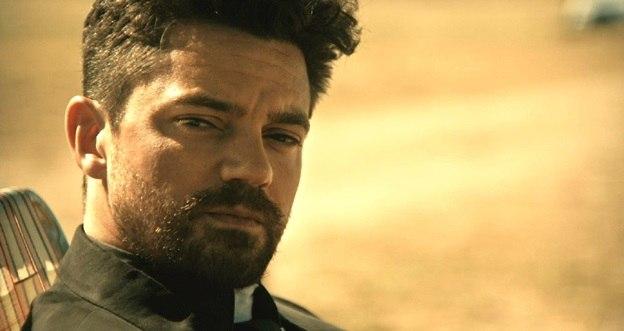 Not Enough Gun: AMC'S Preacher Trailer Reviewed