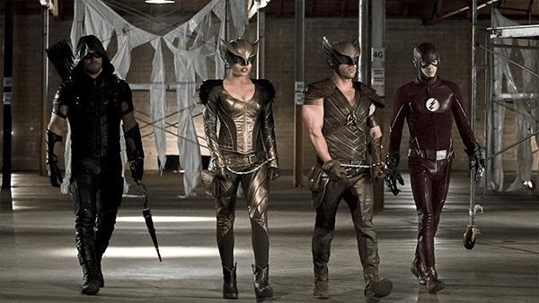 Arrow Recap: Legends of Yesterday