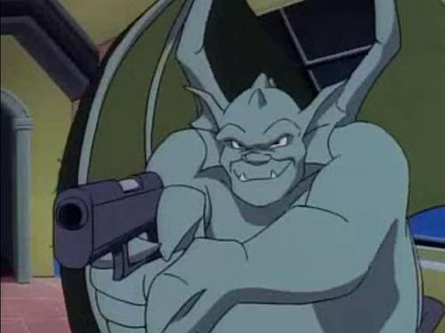 Gargoyles Was The Most Important Cartoon Of My Pre