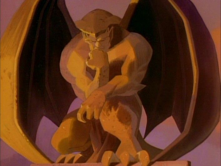 Gargoyles Was the Most Important Cartoon of my Pre-Intellectual Black Childhood