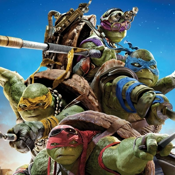 """The TMNT Steps """"Out Of The Shadows"""" In Their Latest Trailer"""