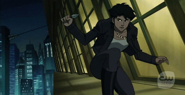 Arrow Adds Vixen to the Huge Expanding Almost Never-Ending Roster