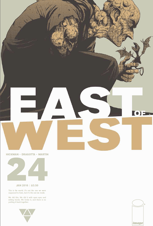 East Of West #24 Review