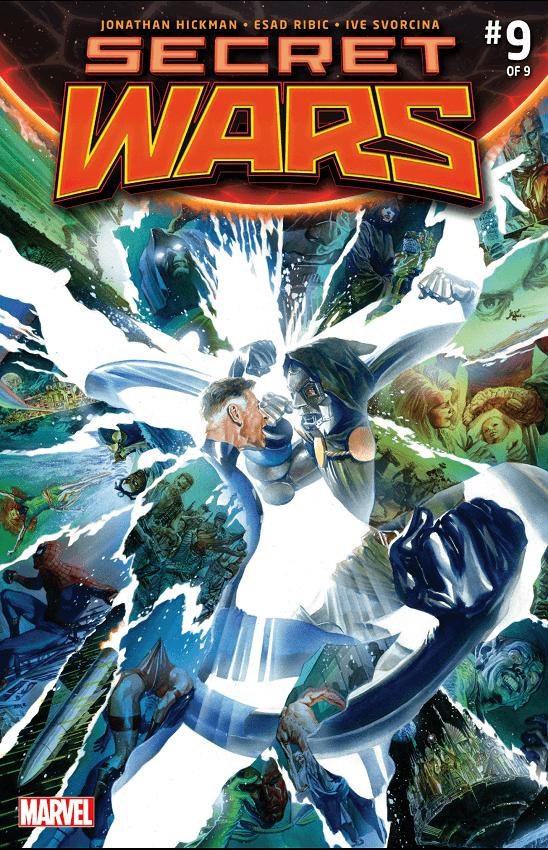 Secret Wars #9 Review