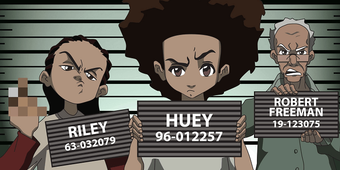 The Ten Best Boondocks Episodes Of All-Time
