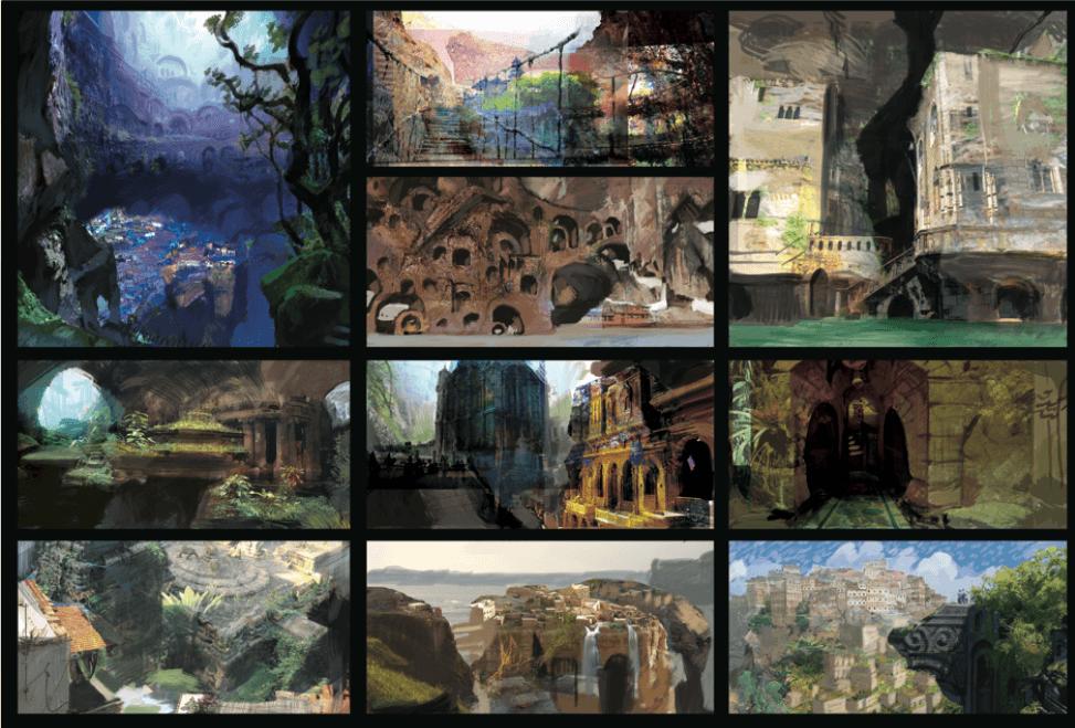 New Fantasy Comics Website Deep Engines Launches Soon