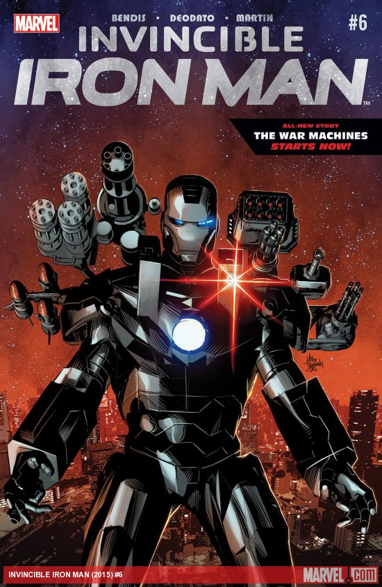 Invincible Iron Man #6 Review