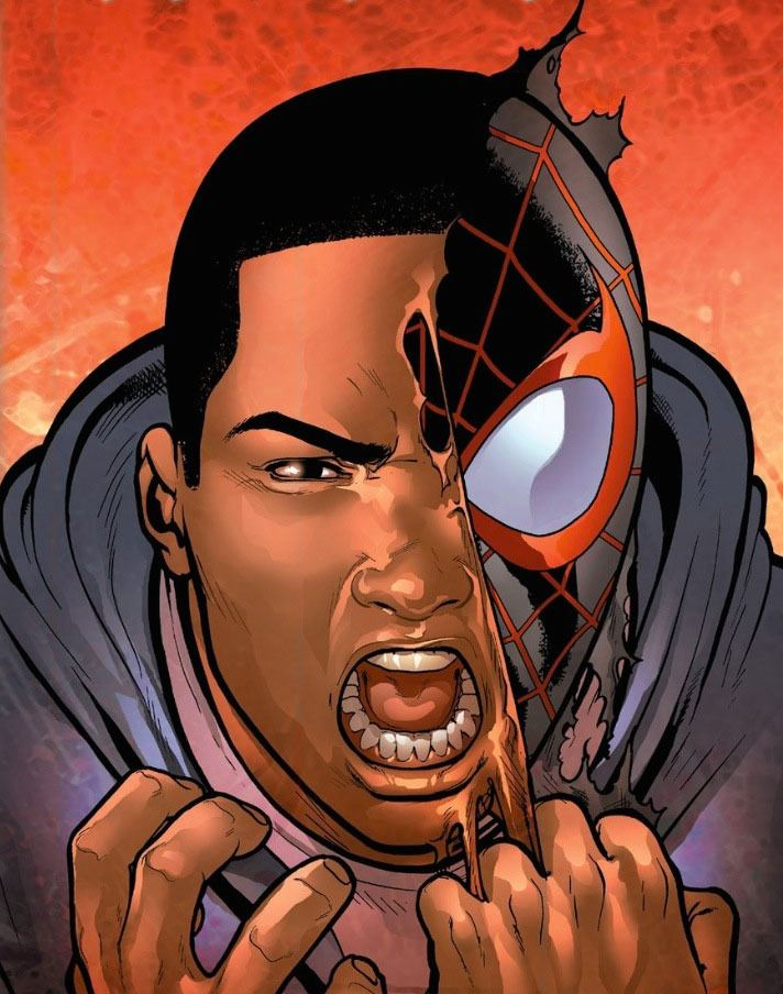 Miles Morales vs. Spider-Man: When You and Your Blackness Disagree