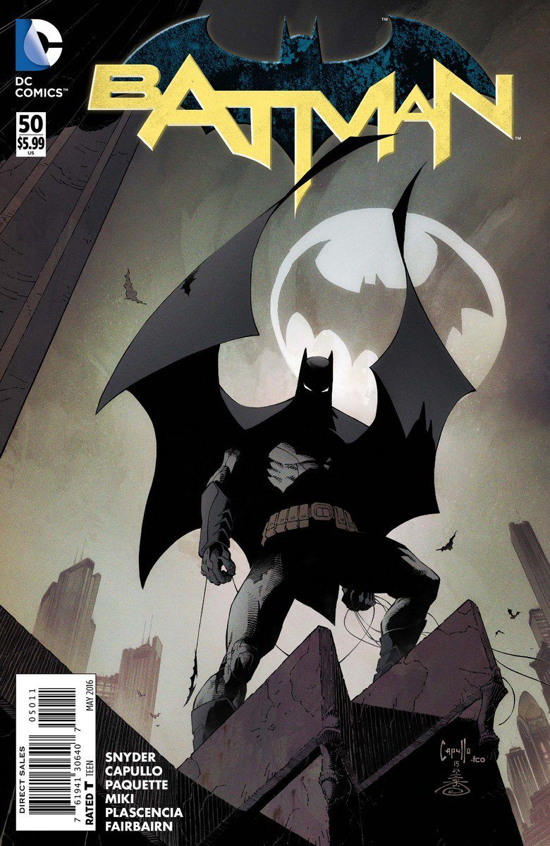 Batman #50 Review