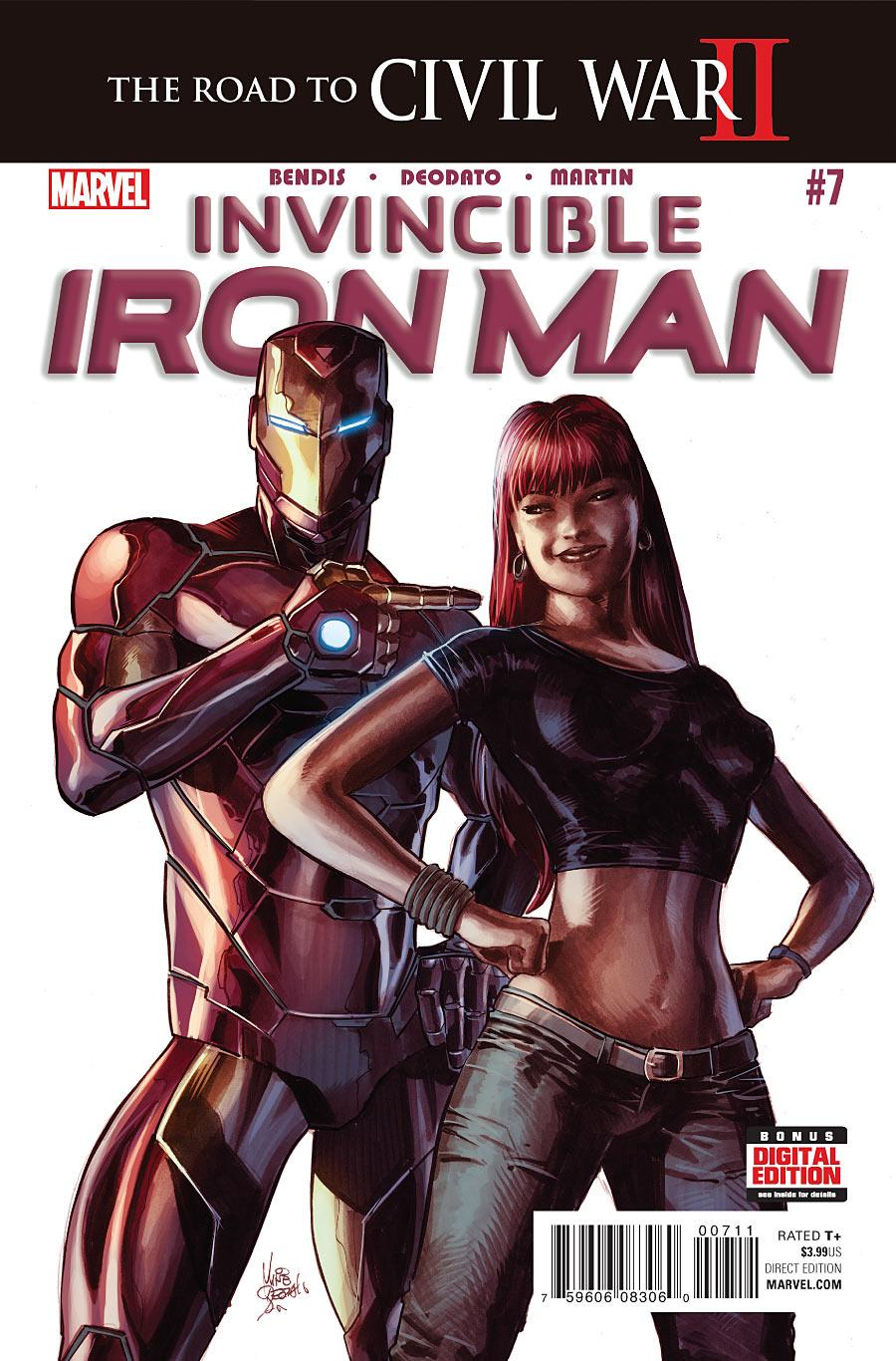 Invincible Iron Man #7 Review