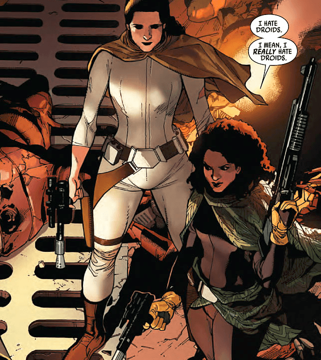 Star Wars 16 Panel