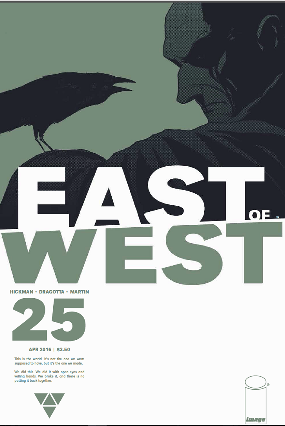 East of West #25 Review