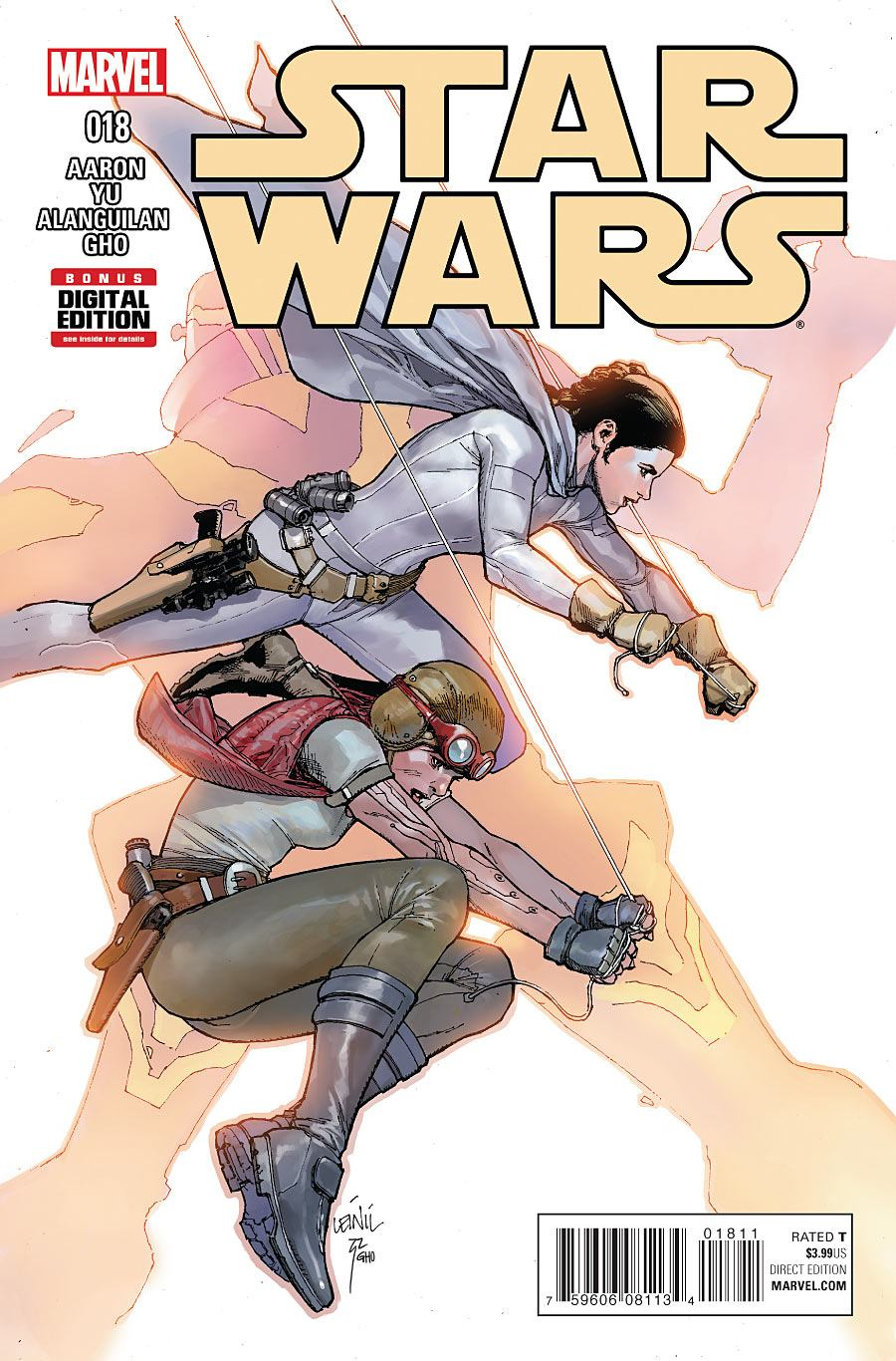 Star Wars #18 Review