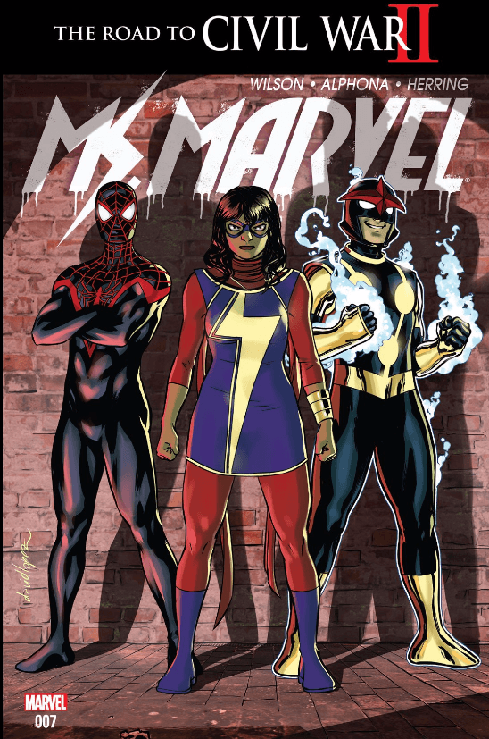 Ms. Marvel #7 Review