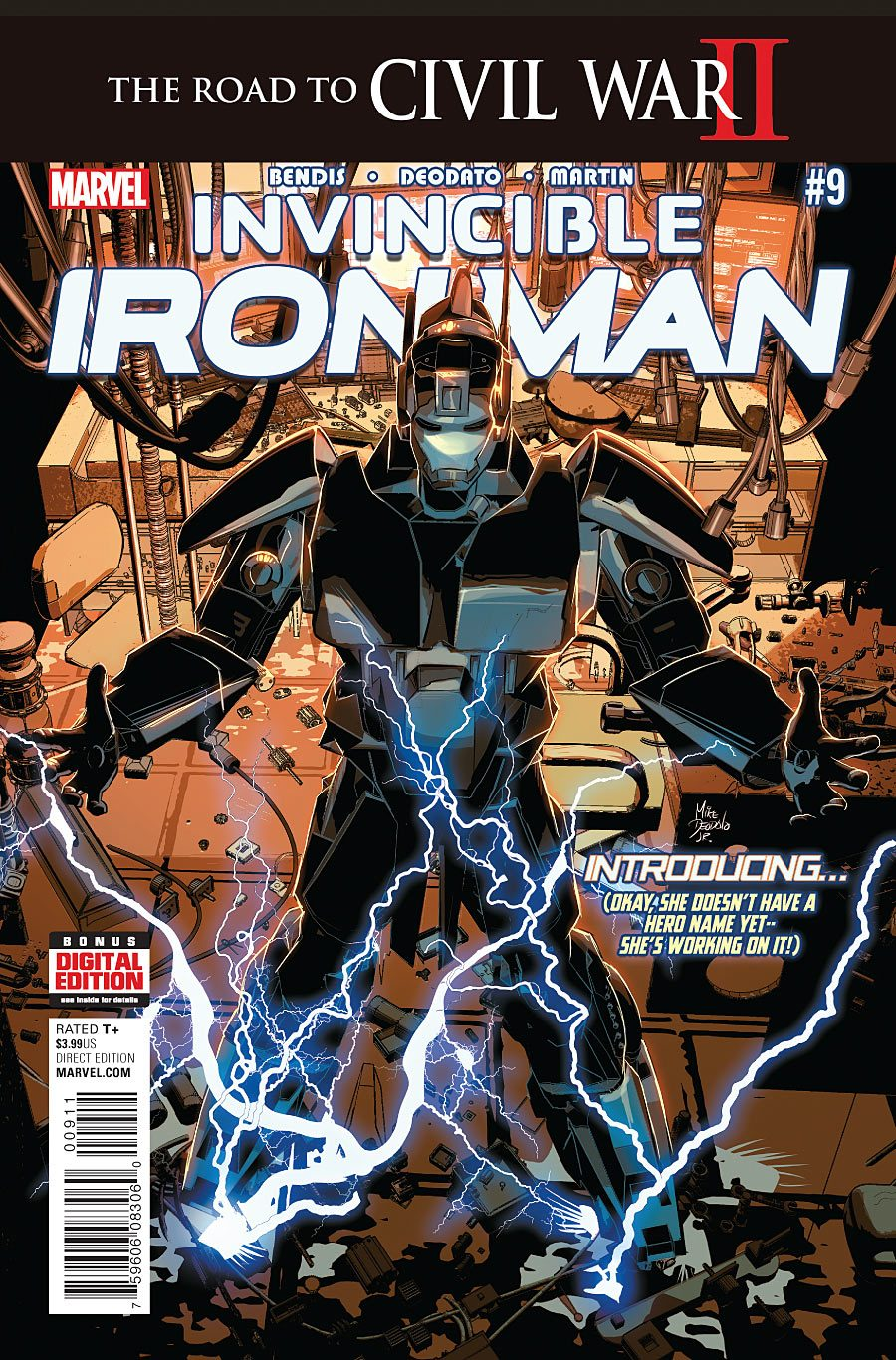 Invincible Iron Man #9 Review
