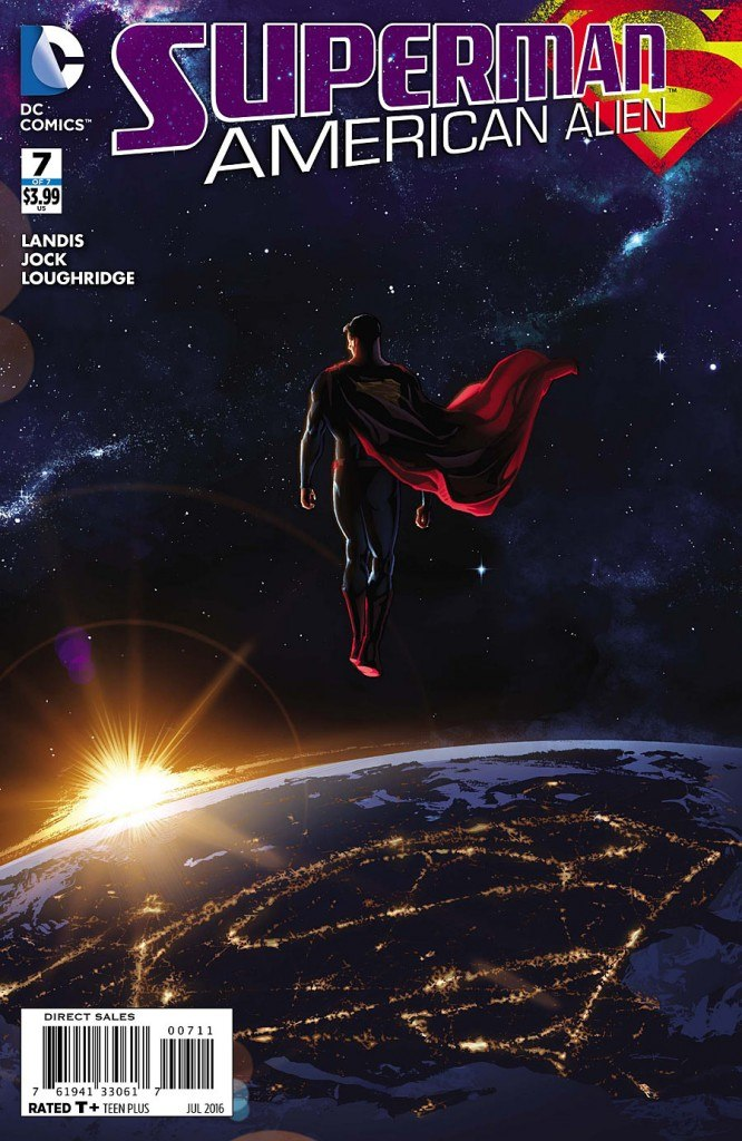 Superman: American Alien #7 Review