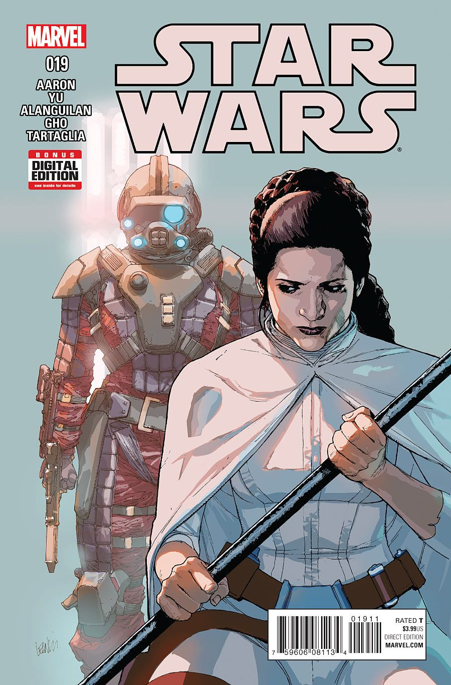 Star Wars #19 Review