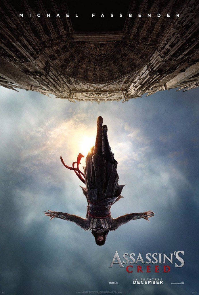 Take a Leap of Faith with the Assassin's Creed Movie Trailer