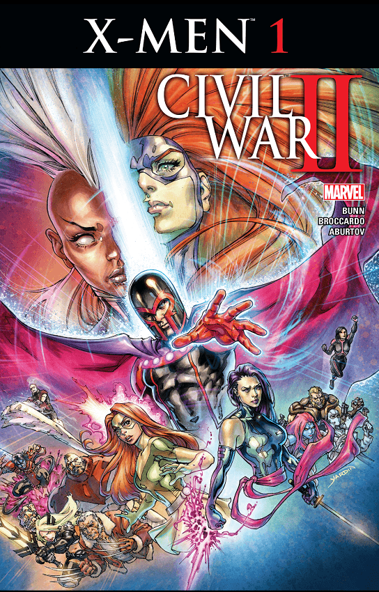 Civil War II: X-Men #1 Review