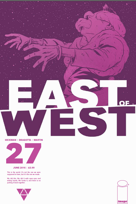 East of West #27 Review