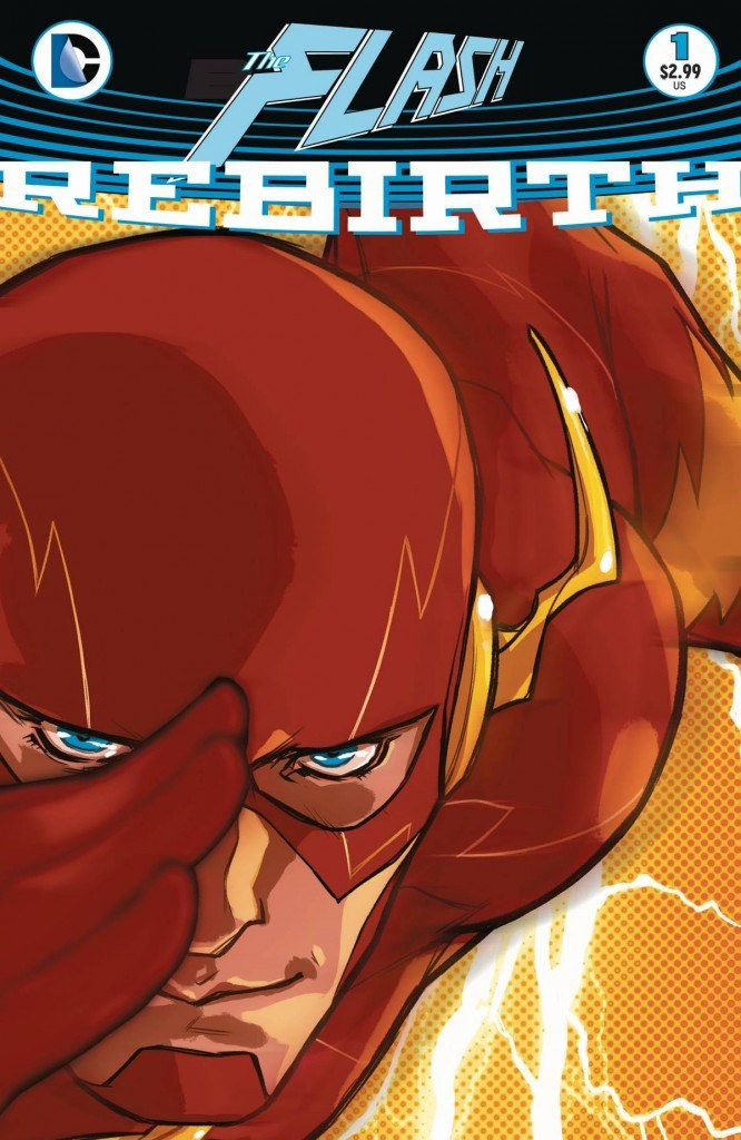 The Flash Rebirth #1 Review