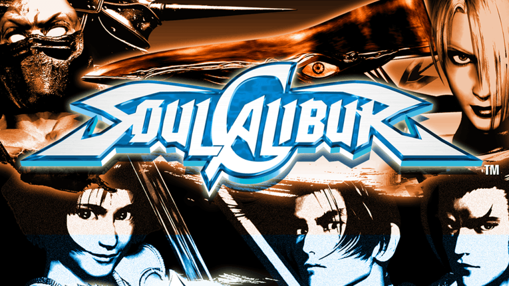 Enter Soul Calibur: The God-Slayer