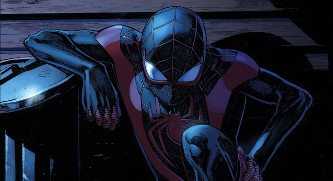 An Open Letter To The Civil War Ii Cover Of Miles Morales