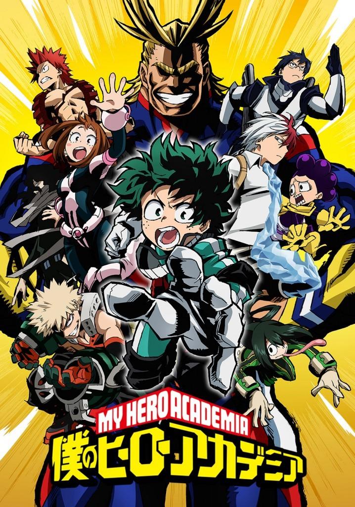 My Hero Academia: A Superhero Shōnen Full of Heart
