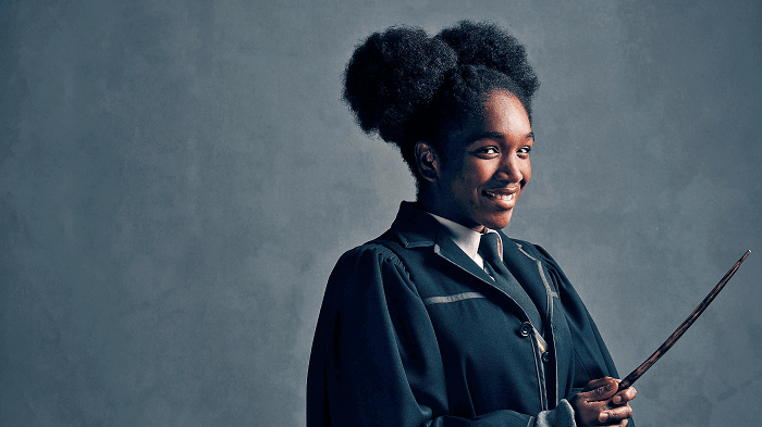 Rose Granger Weasley The Multiracial Dark Skin Girl In